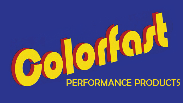 Colorfast Performance Products